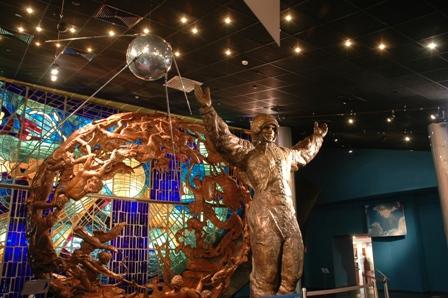 Экскурсионные программы Мемориального музея космонавтики